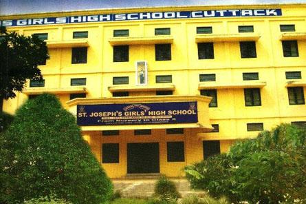 St  Joseph's Girls' High School